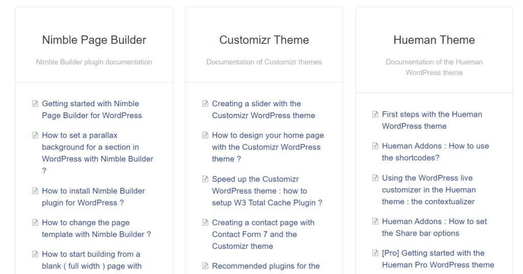 How to create a responsive website with a free Hueman WordPress theme