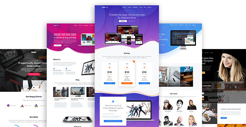 Best Free Business Theme to create a Mesmerized Website demos