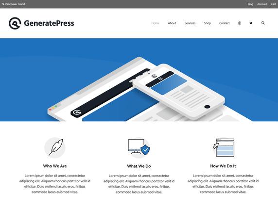 Corporate WordPress Themes