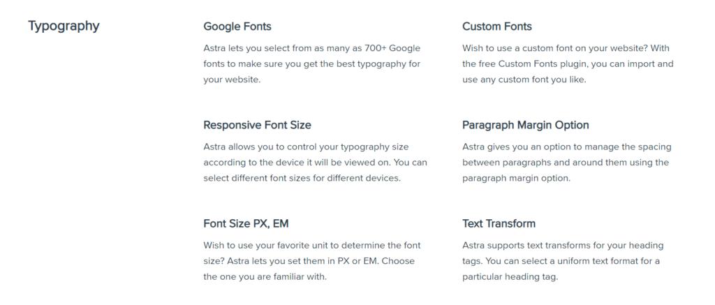 Astra WordPress theme reivew